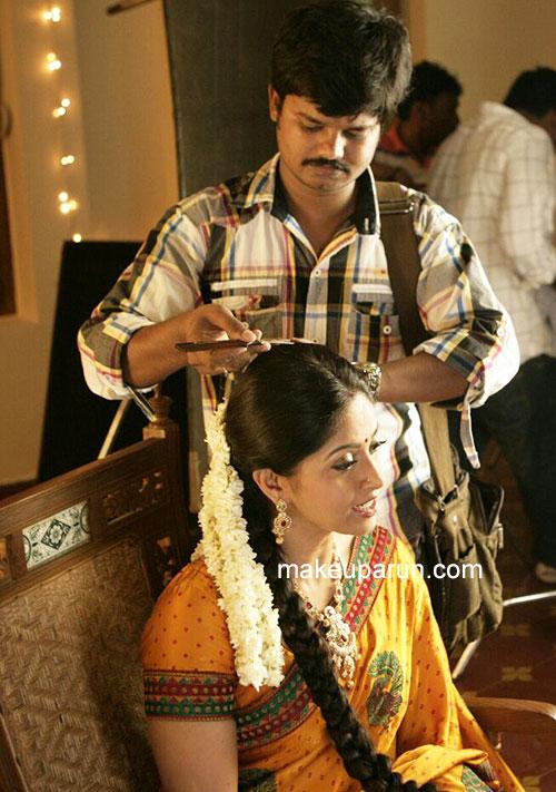 Top Makeup Artist in Chennai   Makeup Artist Arun in Chennai